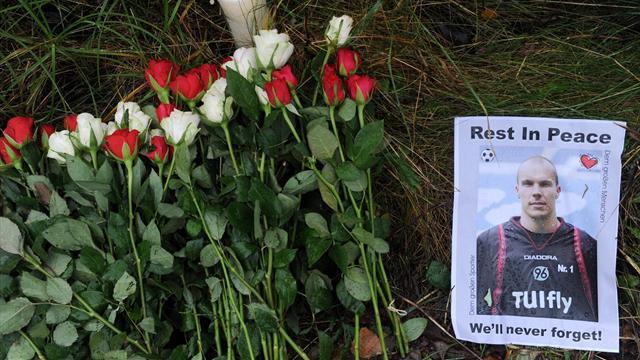 Kein Tag wie jeder andere: Der Tod von Robert Enke