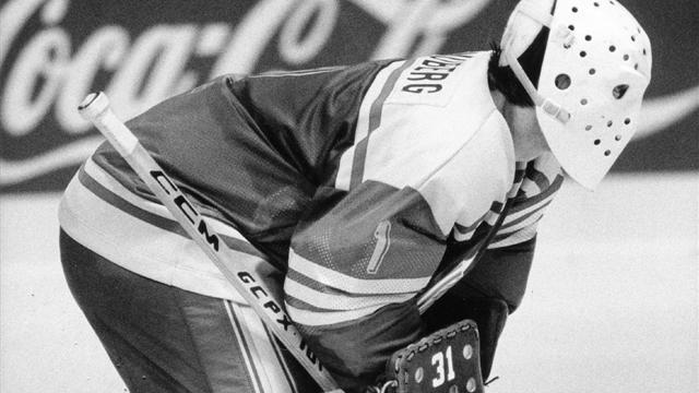 Kein Tag wie jeder andere: NHL-Star Pelle Lindbergh stirbt
