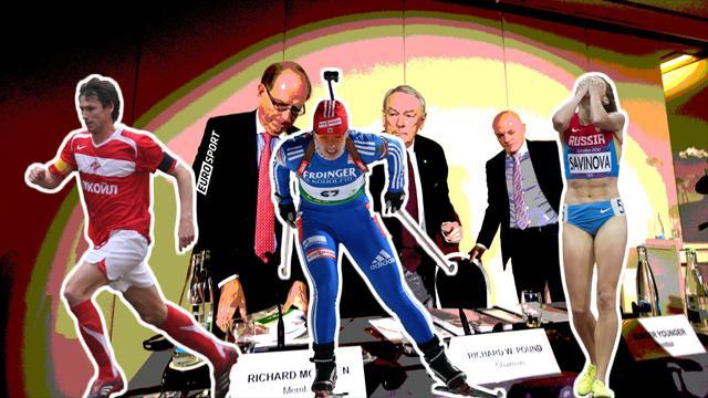 Наркозависимость. 8 громких допинговых скандалов с российскими спортсменами