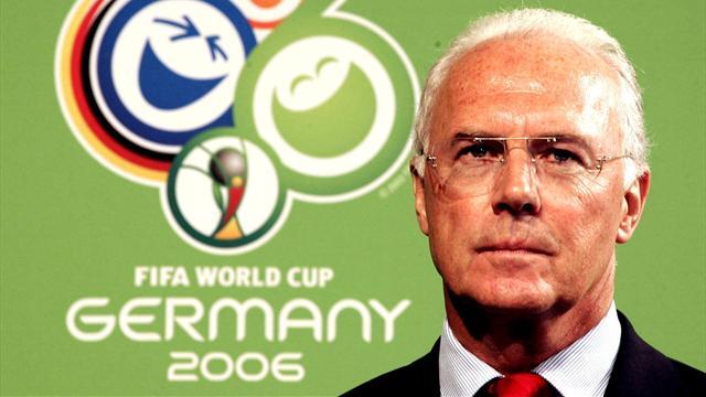 ФИФА оштрафовала Беккенбауэра за отказ сотрудничать со следствием