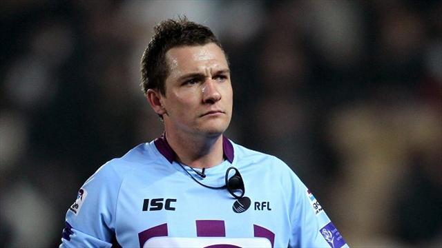 Ben Thaler gets nod to referee England-New Zealand decider