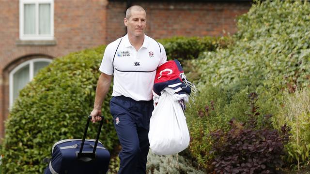 Stuart Lancaster steps down as England coach