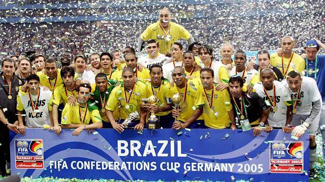 La coupe des conf d rations cette fausse r p tition de la coupe du monde coupe des - Coupe des confederations 2009 ...