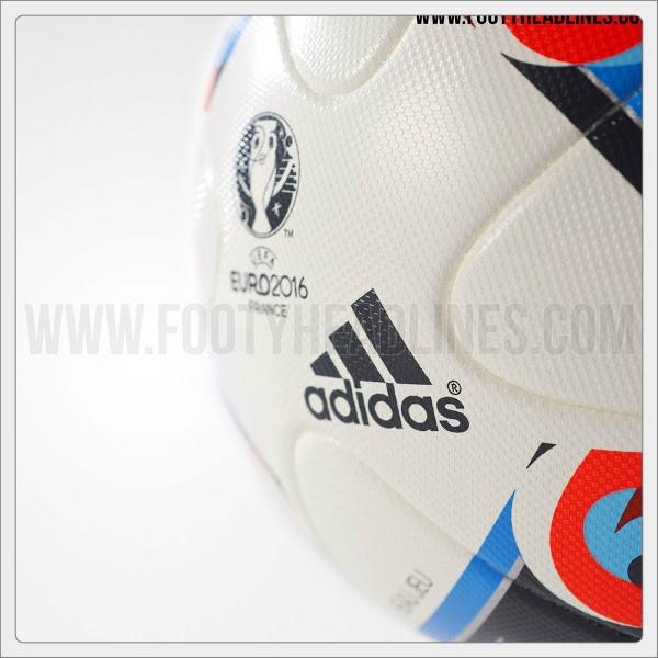Каким будет официальный мяч Евро-2016 - Евро-2016 - Футбол - Eurosport 79489d6b34b29