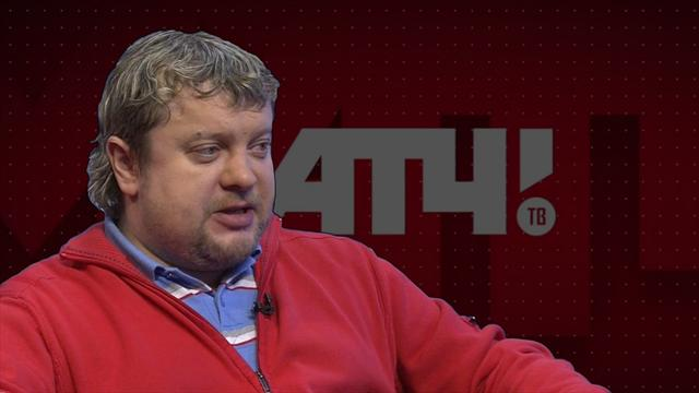 «Лента.Ру»: Андронов отстранен от работы на «Матч ТВ»