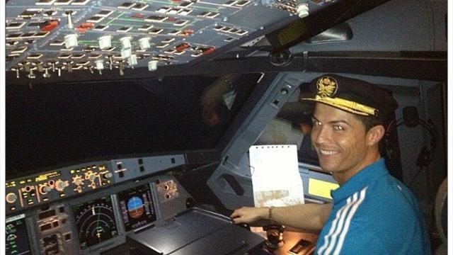 Ronaldo se paie un jet privé à 19 millions d'euros