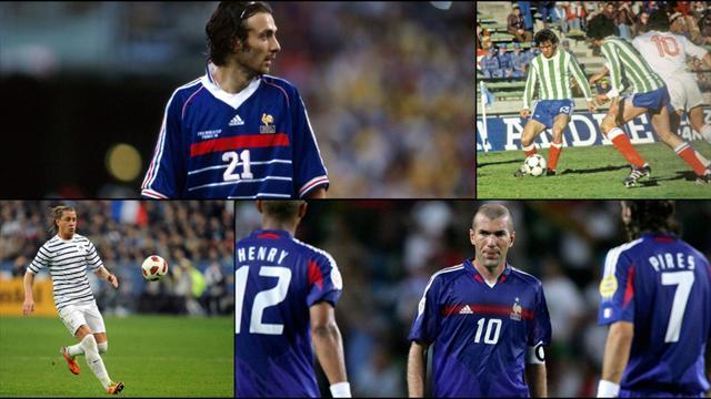 QUIZ – En quelle année les Bleus ont-il joué avec ce maillot ?
