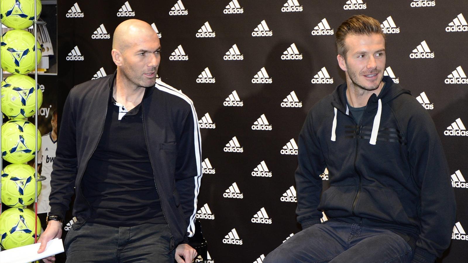 Beckham Zidane