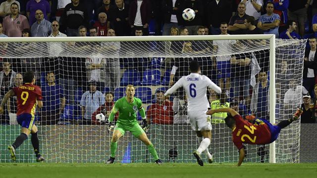 A trop attendre l'Espagne, l'Angleterre a cédé