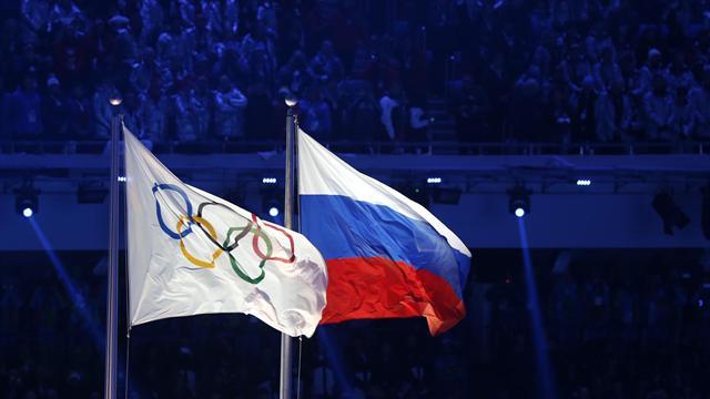 Dopage : la Russie poursuit son grand ménage