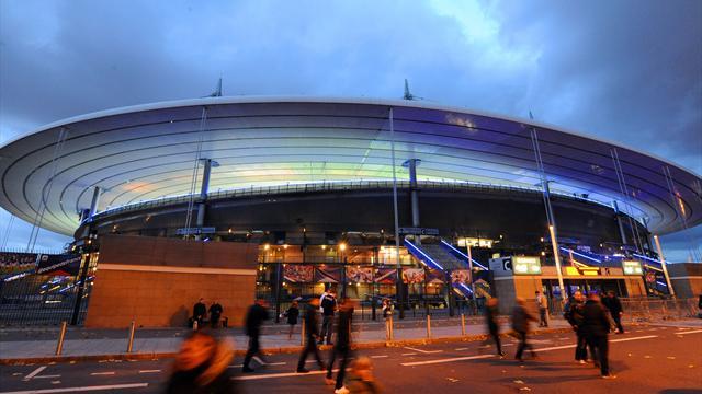 Les Bleus ont quitté le Stade de France à 3h du matin, les Allemands y ont passé la nuit