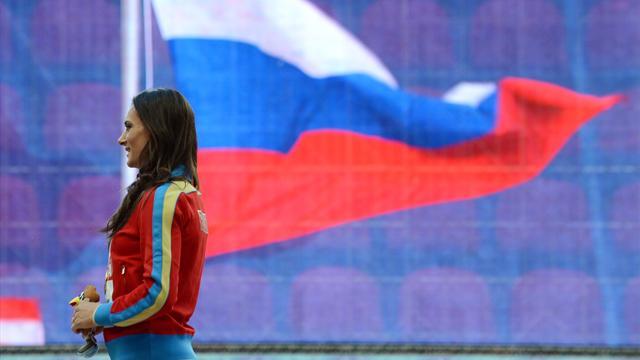 Russian pole vaulter Yelena Isinbayeva retires