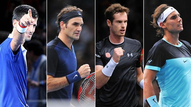 La lutte anti-dopage, le sujet qui divise Djokovic, Federer, Murray et Nadal