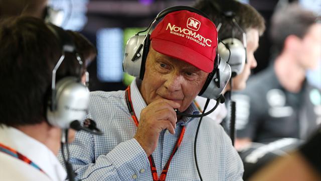 """Pour Lauda, """"Ferrari reste favori pour Singapour"""""""