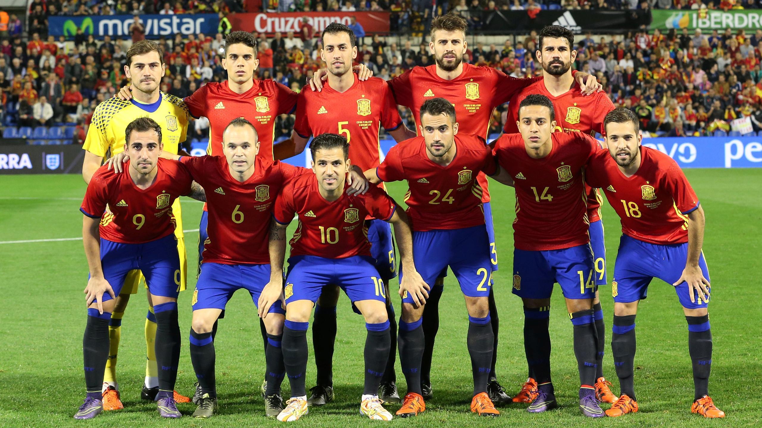 Spanische Nationalmanschaft