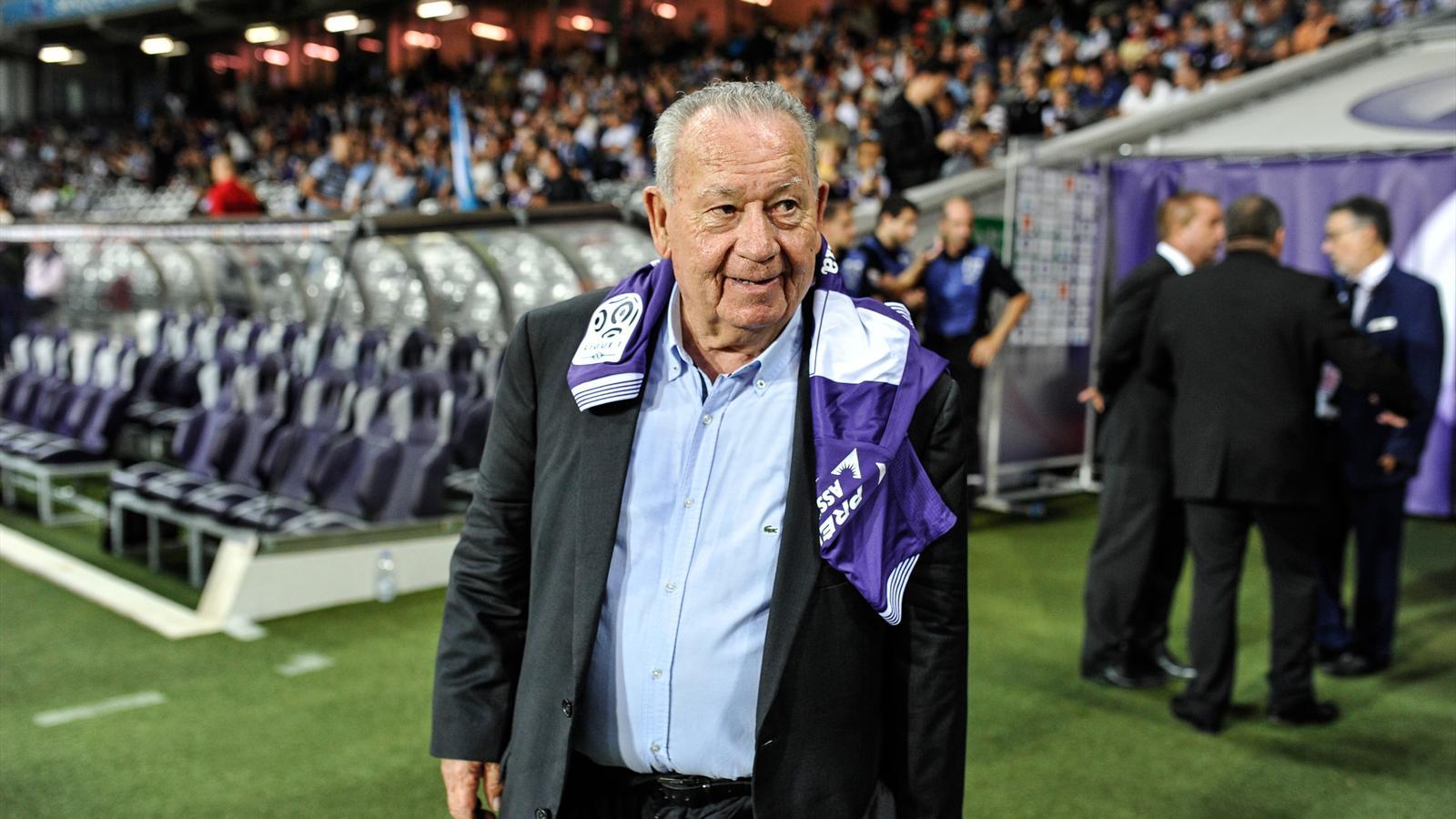 """Just Fontaine : """"Si on ne peut pas faire l'Euro au Stade ..."""