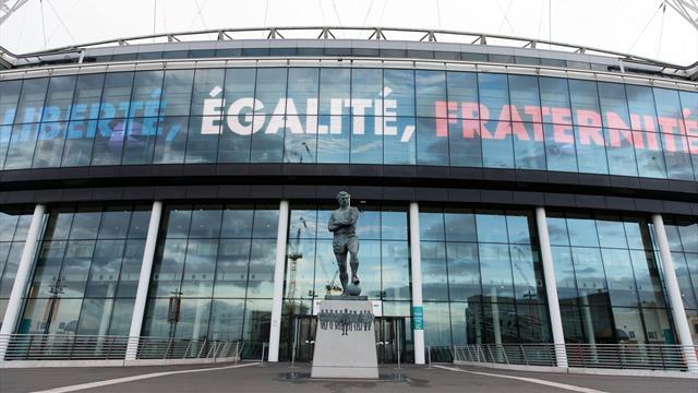 Marseillaise, solidarité, tifo, brassard noir : ce qui est prévu à Wembley mardi