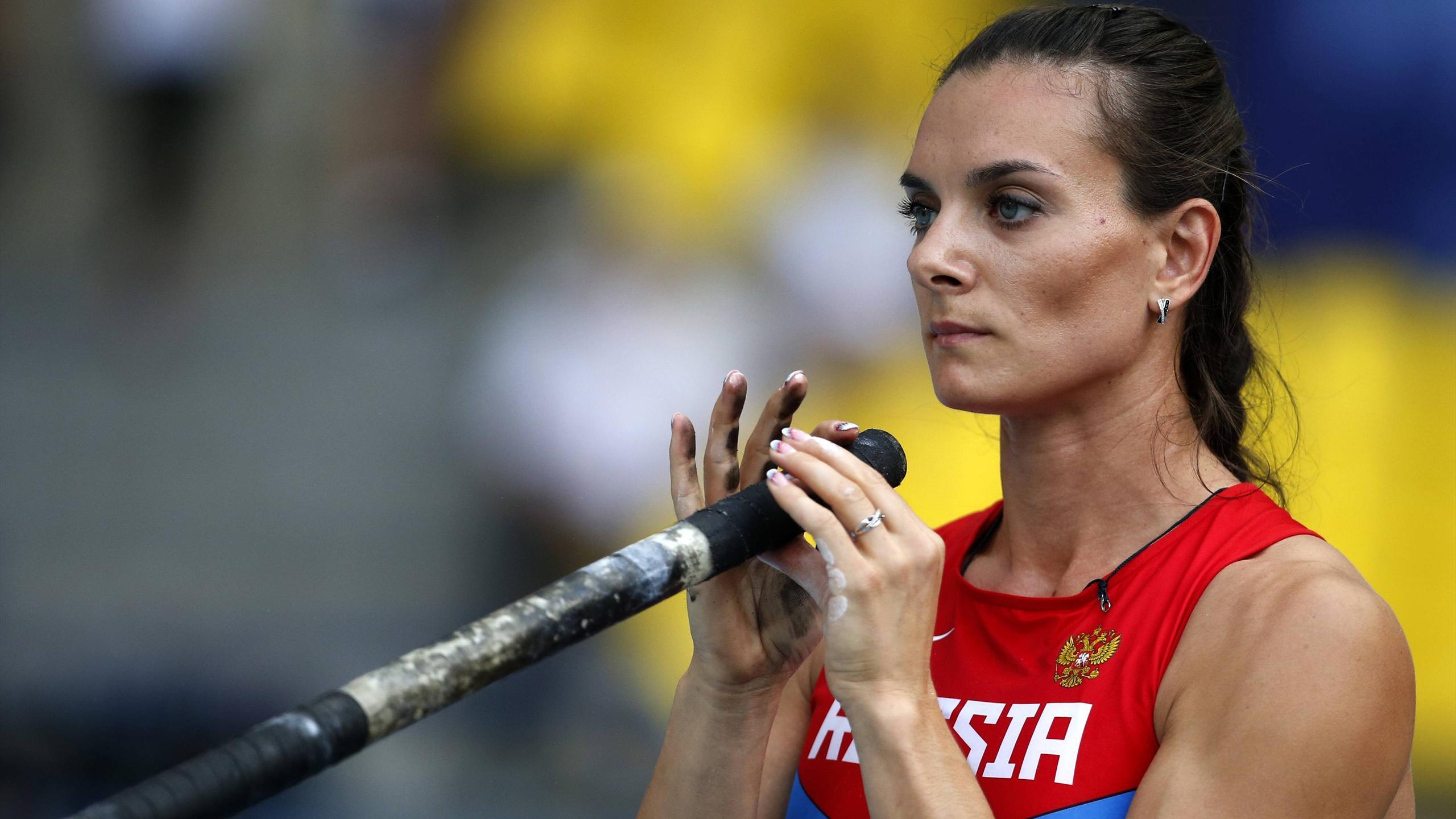 Елена Исинбаева: биография и личная жизнь