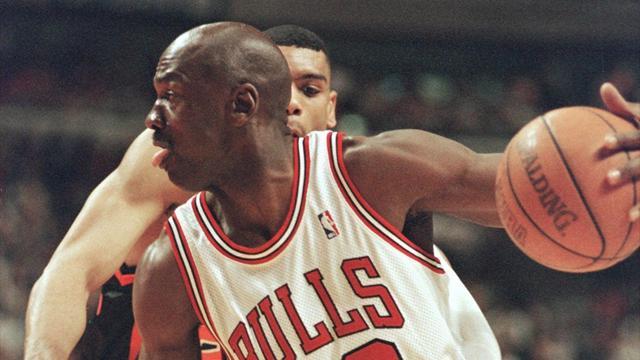 Kein Tag wie jeder andere: Michael Jordans zweiter Rücktritt
