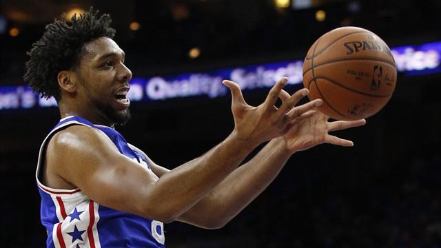 Ce qu'il faut retenir de la nuit en NBA : Philadelphie continue de sombrer, San Antonio de s'�lever