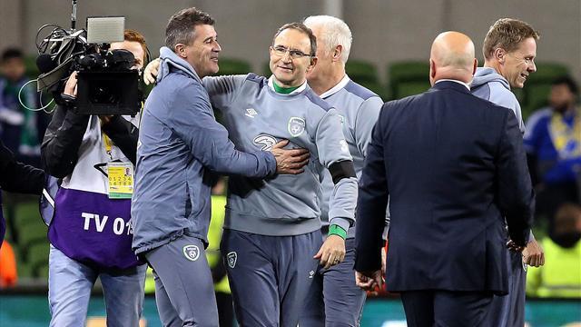 Тренер Ирландии: «Красивым женам и девушкам разрешим посещать игроков на Евро, уродинам – нет»