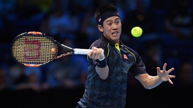 Vainqueur de Berdych, Nishikori se relance