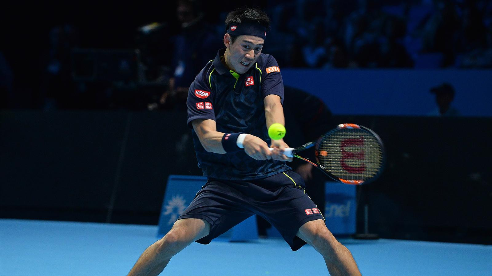Kei Nishikori, Copa Masters 2015