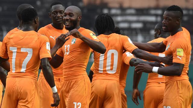 Qualifications coupe du monde 2018 zone afrique tous - Qualification coupe de monde afrique ...