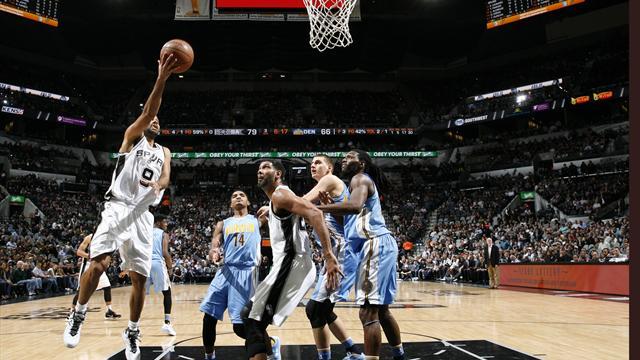 San Antonio se prom�ne, Houston r�agit : Ce qu'il faut retenir de la nuit en NBA