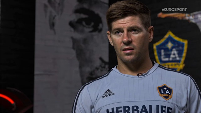 Steven Gerrard exclusive: I won't return to Europe
