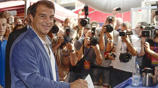 Лапорта: «Новый тренер «Барселоны» должен знать и применять философию Кройфа»