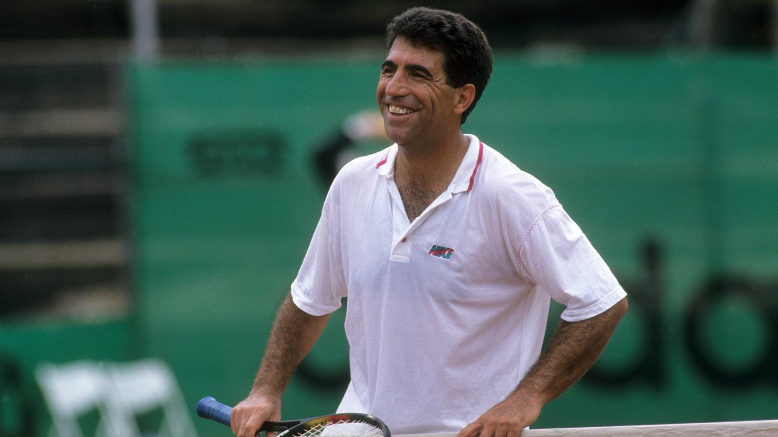 Copa Masters 2015 ¿Qué pas³ con Manuel Orantes ATP World