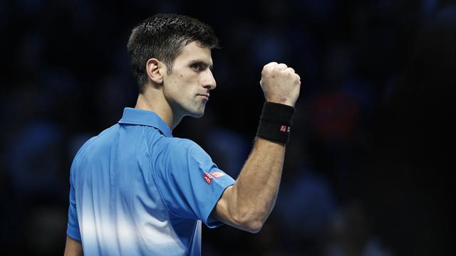Ce n'était toujours pas du grand Djokovic, et contre un Nadal en forme, ça ne pardonnera pas