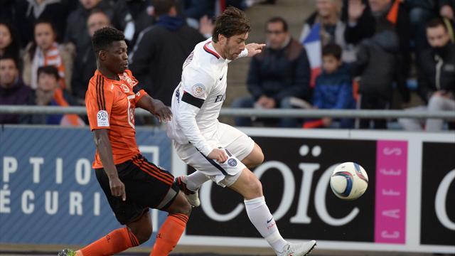 Sochaux attend l'OM ou Granville, Lorient se frottera au PSG