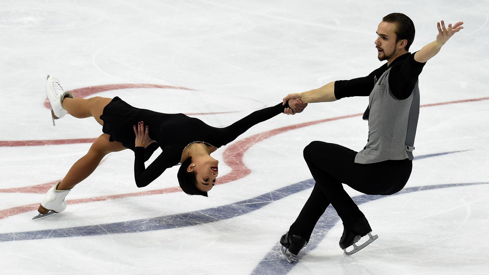 Dopage Patinage Artistique Les Russes Stolbova Et