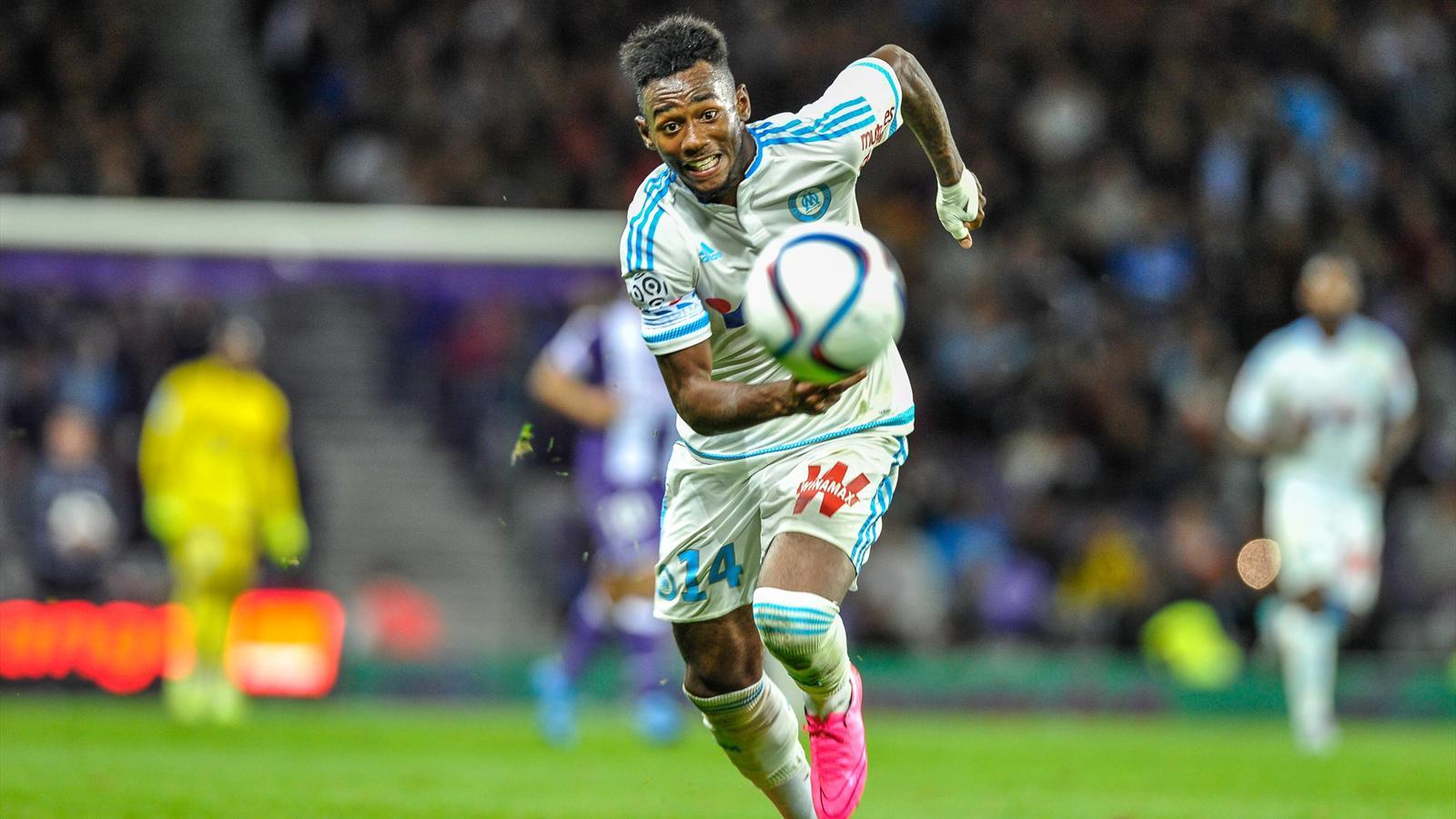 OM : Comment Georges-Kevin Nkoudou a fait son trou - Ligue 1 2015 ...