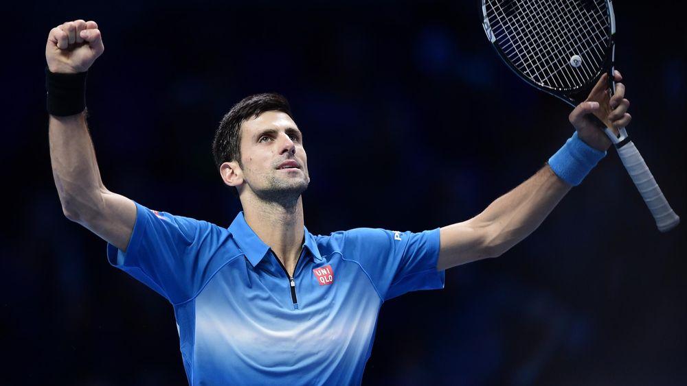 Novak Djokovic - Masters 2015
