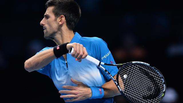 Les 3 stats qui montrent que Djokovic a fini la semaine en boulet de canon