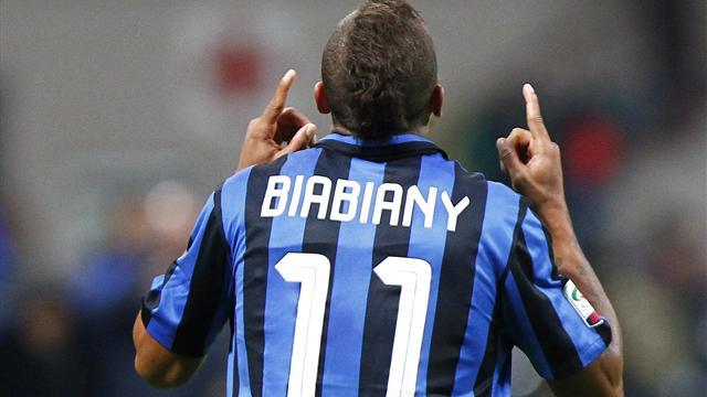 Inter: Suning spinge per Biabiany verso la Cina, lui preferisce il Bologna
