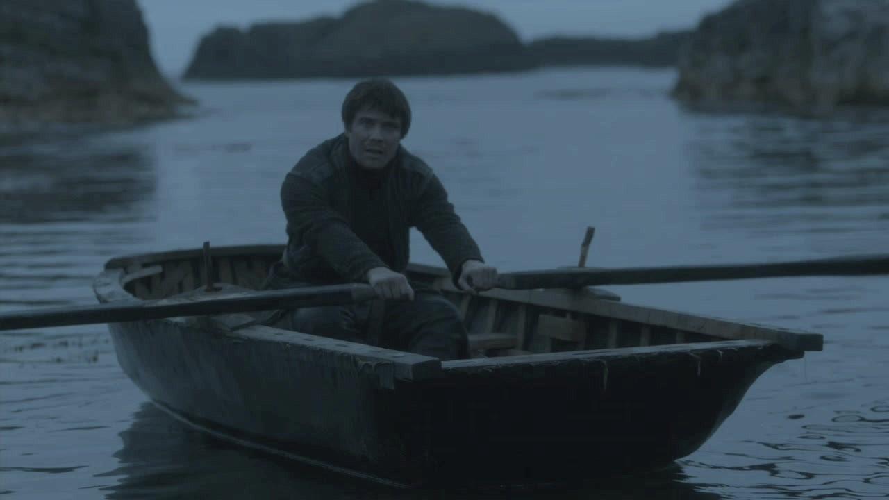 Лодка Джендри