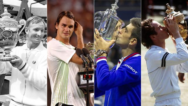 Was Novak Djokovic's 2015 season the best year in tennis history?