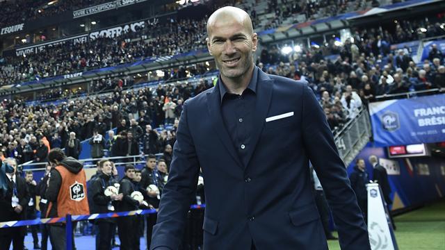 Pour Perez, ce n'est pas encore l'heure de Zidane