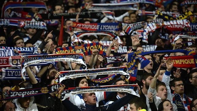 Les supporters lyonnais interdits de déplacement à Marseille dimanche