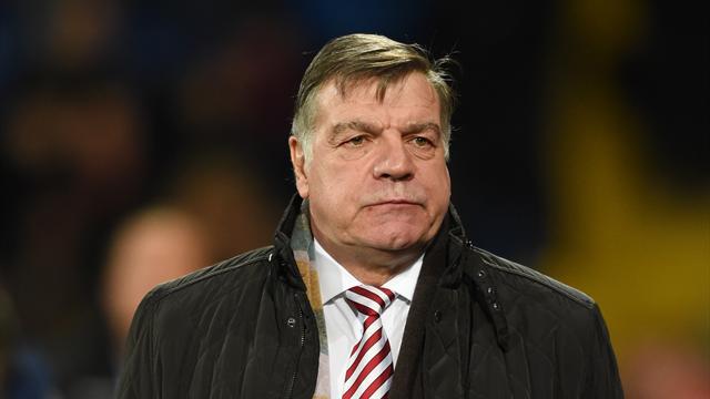 Sunderland confirm Allardyce in England talks