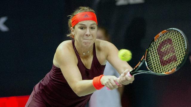 Павлюченкова не пустила Радваньскую в четвертьфинал