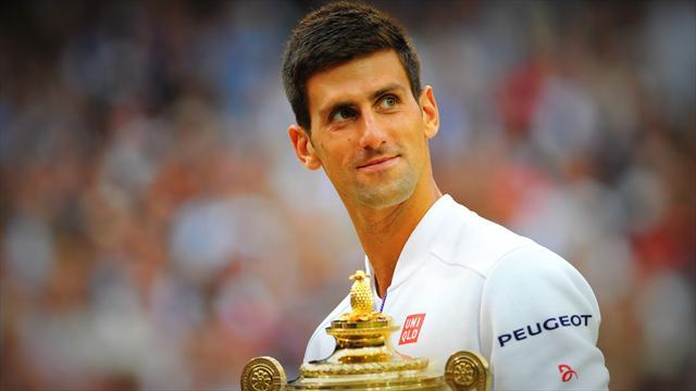 Djokovic, 11 stats délirantes pour une saison de tous les records