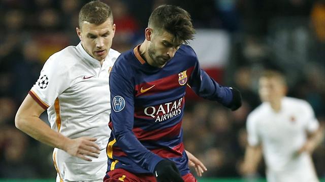 D nde televisan el barcelona hoy contra roma champions for A que hora juega el barcelona hoy