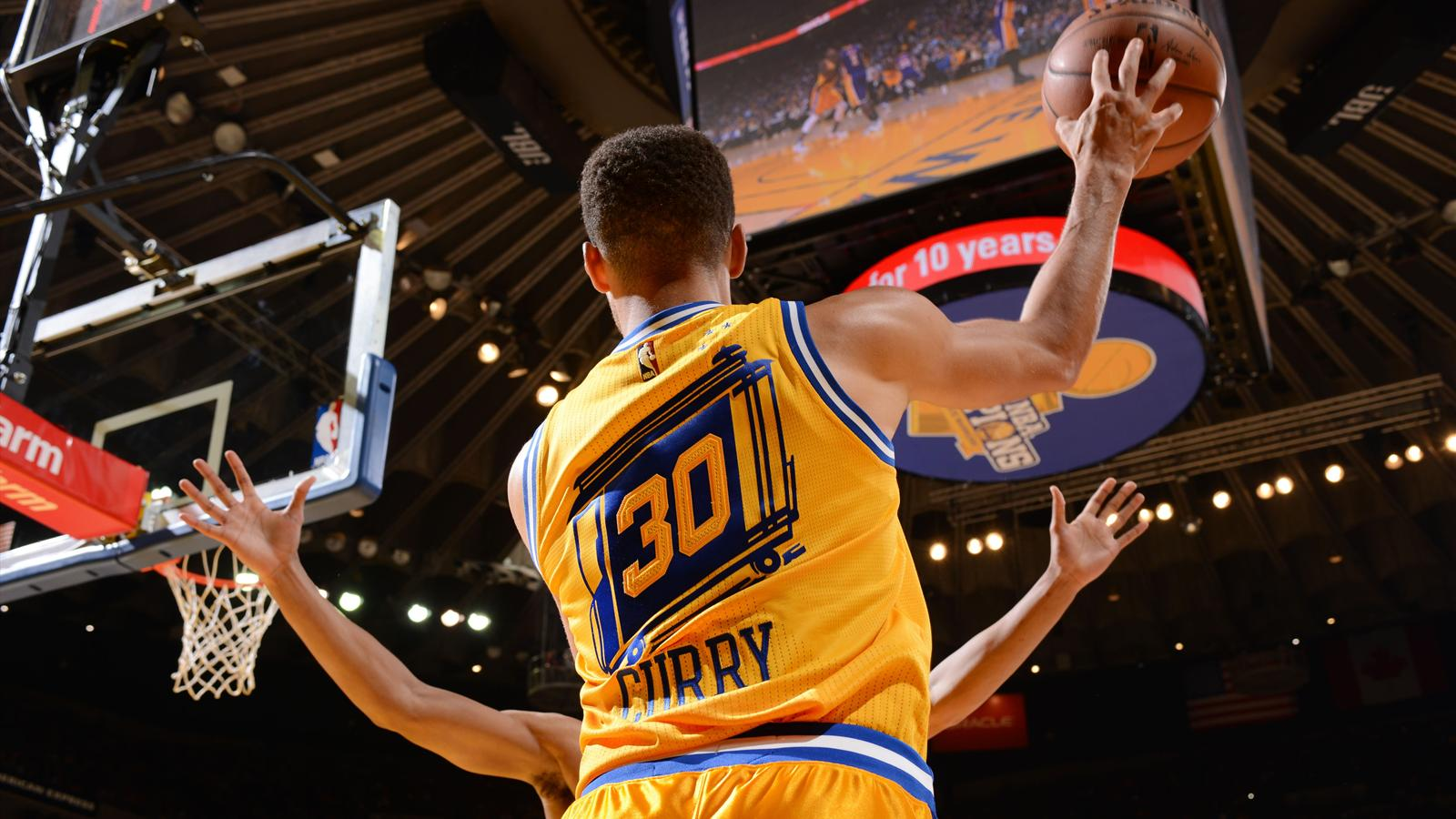 Stephen Curry - Golden State Warrior - NBA 2015