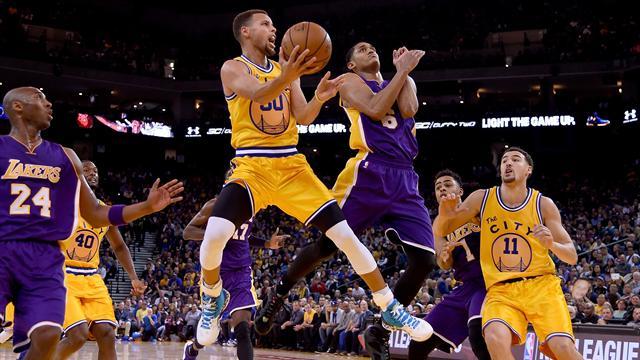 """Curry : """"Les 33 victoires de suite ? C'est r�alisable"""""""