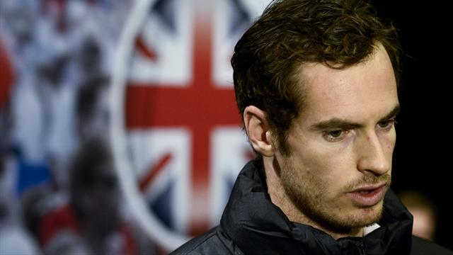 Un Serbie – Grande-Bretagne sans Djkovic… ni Murray